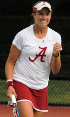 Ranking Alabama's sports from 2011-12: No. 6 - Women's tennis