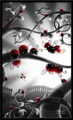 LADYBUGS by MyNameIsBrilliant