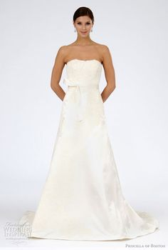 Priscilla of Boston Wedding Dresses Spring 2012 Bridal Collection | Wedding Inspirasi