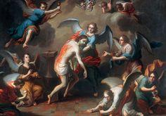 Historia De Los 7 Arcangeles | los Siete Arcángeles, Juan Patricio Morlette Ruíz, Museo Nacional de ...