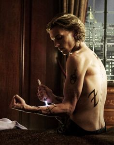 Jace Wayland of The Mortal Instruments! Cazadores de Sombras