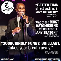 Turn Me Loose the play about Dick Gregory