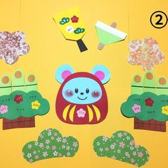 New Years Decorations, Mother And Child, Kids Rugs, Crafts, Music, Ideas, Mother Son, Musica, Manualidades