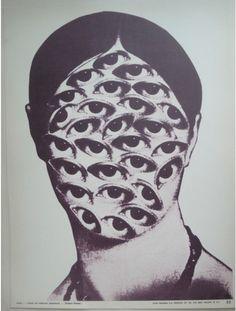 """""""Ojos,"""" 1969"""