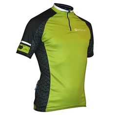Impsport 'Nemesis' Lime Jersey