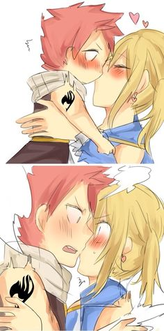 Fairy Tail! NaLu forever!!!