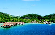 Fiji, I have always wanted to stay in one of the over the water bungalow.