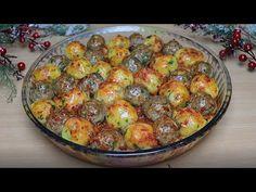 Πολύ νόστιμες συνταγές με κεφτεδάκια Πατάτες Εγγύηση νόστιμων συνταγών ΓΕΥΜΑ - YouTube Venison Recipes, Meatball Recipes, Meat Recipes, Dinner Recipes, Cooking Recipes, Potato Dishes, Potato Recipes, Tasty Meatballs, Dinner With Ground Beef
