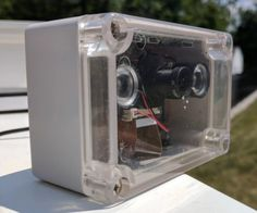 Utilizing a Raspberry Pi Zero, IR Digicam, and Waterproof Housing we are able to make a indoor/out of doors webcam!My Web site: Pi Digicam: Pi Zero W: Digicam Cable Adapter: Waterproof Housing: Wireless Home Security Systems, Security Alarm, Safety And Security, Security Camera, Wireless Video Camera, Raspberry Pi Projects, Best Home Security, Outdoor Camera, Home Protection