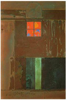 Gyorgy Kepes, 'Gyanús Geometria' 1971.