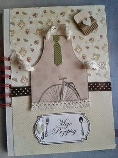 Cookig book for my husband