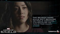 Agents of Shield - Skye