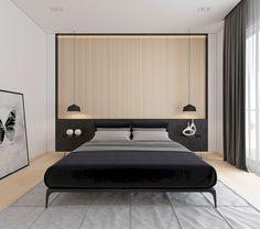 24 Modern Minimalist Bedroom Design Ideas
