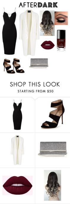 """AfterDark"" by playmador ❤ liked on Polyvore featuring Victoria Beckham, Carvela, Alexander Wang, Jimmy Choo and Chanel"