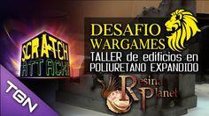 #DesafioWG2014 Taller de poliuretano expandido - RESINA PLANET