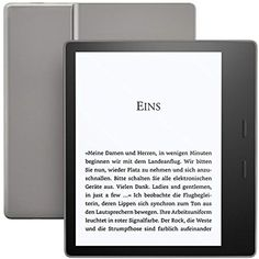 Kindle Oasis eReader waterproof high resolution g .- Kindle Oasis eReader wasserfest hochauflösendes großes Kindle Oasis eReader waterproof high resolution 7 inch large 300 ppi display with scrolling buttons WiFi - Kindle Oasis, E Reader, Computer Humor, Electronics Projects, Electronic Devices, Digital Camera, About Me Blog, Told You So, 8 Gb