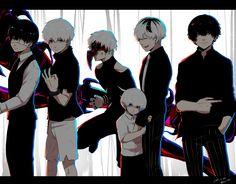 35 Tokyo Ghoul Facts about Kaneki Ken/Sasaki Haise
