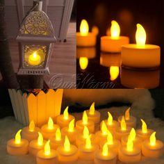 12pcs Halloween LED Candles