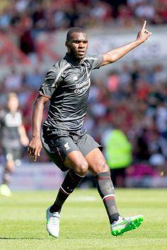 Preseason Swindon vs Liverpool 1-2, Christian Benteke