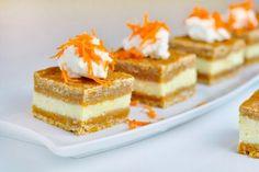 Zdravé dezerty, koláče a zákusky | fitrecepty.sk Something Sweet, Healthy Desserts, Ricotta, Vanilla Cake, Stevia, Tofu, Cake Recipes, Cheesecake, Good Food