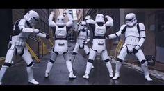 I freakin love this stuff.....Stormtroopers Hip Hop Twerk