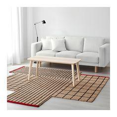 TERNSLEV Rug, flatwoven  - IKEA
