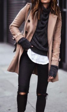30 Inspiring Outfit Ideas To Try This November c0f1317562a80