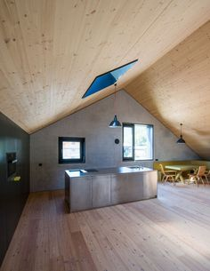 A Private Residence in Northern Italy Designed by Bergmeisterwolf Architekten