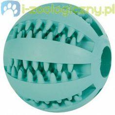 TRIXIE Zabawka Miętowy gryzak - piłka dla psa DentaFun 7cm