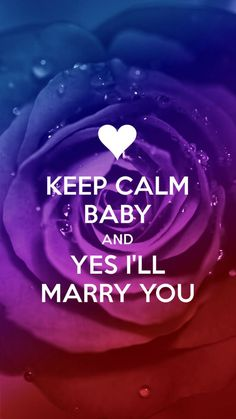 I love this quote its so sweet Keep Calm Quotes, Love Quotes, Keep Calm Baby, Keep Calm Pictures, Keep Clam, Marry You, Girly, Lol, Mysterious