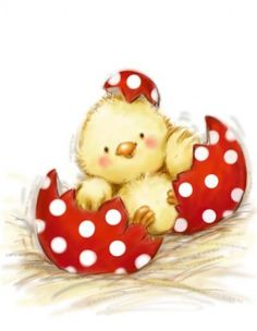 artist - Makiko Tatty Teddy, Teddy Bear, Cute Images, Cute Pictures, Easter Illustration, Easter Pictures, Cute Clipart, Vintage Easter, Cute Cartoon