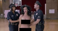 Katy Perry Wants You to Vote so Badly, She'll Strip Naked to Prove it  - ELLE.com