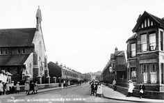 Langton Road.