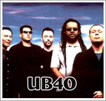 UB40 an amazingly awesome band from my hometown of BIRMINGHAM