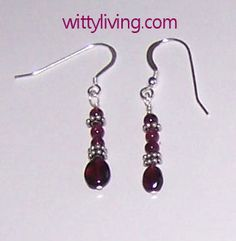 Native hand beaded earrings - TheFind