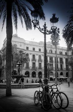 Plaza Real in the Gothic Quarter #Barcelona via @emorata