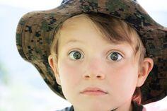 The wonderment of a child by Lisa Kohlmeier - Babies & Children Child Portraits ( children, candid, portraits, portrait, eyes )