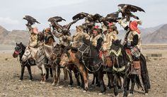 Türklerin 2 bin yıllık avlanma geleneği Kartalla avcılık Türklerin en eski avlanma şekillerinden biridir. (Türklerin 2 bin yıllık avlanma geleneği)