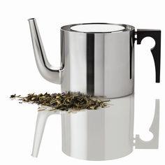 Stelton - Arne Jacobsen - Teapot