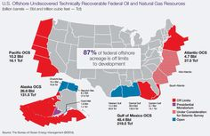 """""""This is America's energy moment. But the moment will pass unless our elected leaders allow more exploration and production of our abundant oil and natural gas resources both on and offshore."""""""