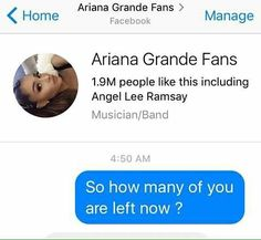 Anyone know? #arianagrande #manchester #uk Best Memes 2017, Ariana Grande Fans, Viral Videos, People Like, Tv Shows, Manchester Uk, Humor, Youtube, Humour