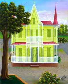 Carrie Art Gallery - Jn. Ismaille - 2790, USD150.00 (http://www.carrieartgallery.com/jn-ismaille-2790/)