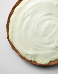 Vanilla Malt Tart