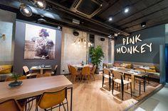 'Pink Monkey', la versión informal de Asiana en Chamberí