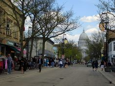 Madison, Wisconsin, State Street