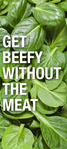 Tips to maintaining protein without eating meat.