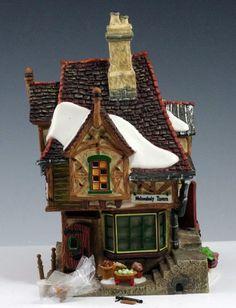 Dept 56 Dickens Village Teaman Crupp China Shop 58314 New
