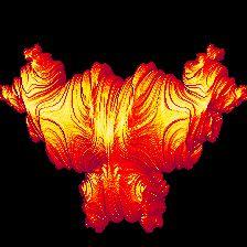 amazing quaternion 4-D julia sets.