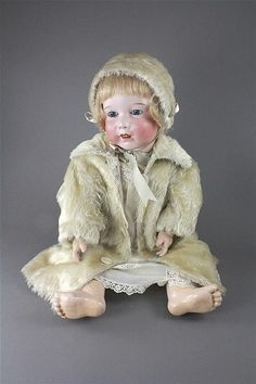 "26"" S.F.B.J. 251 CHARACTER TODDLER. BISQUE SOCKET - by Apple Tree Auction Center"