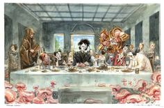 Last Supper with Endless